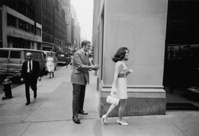 Нью-Йорк, 1969. Фотограф Джоэл Мейеровиц