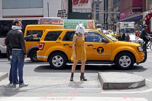 «Новый вид ньюйоркца». Фотограф Рич Дохерти