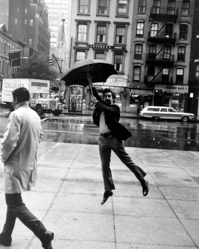 «Стю Поппинс», Нью-Йорк, 1968. Фотограф Джоэл Мейеровиц