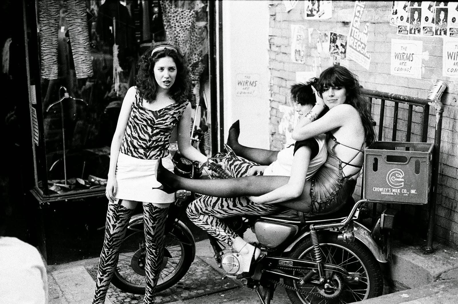 Нью-Йорк, 1978. Фотограф Пол Зон