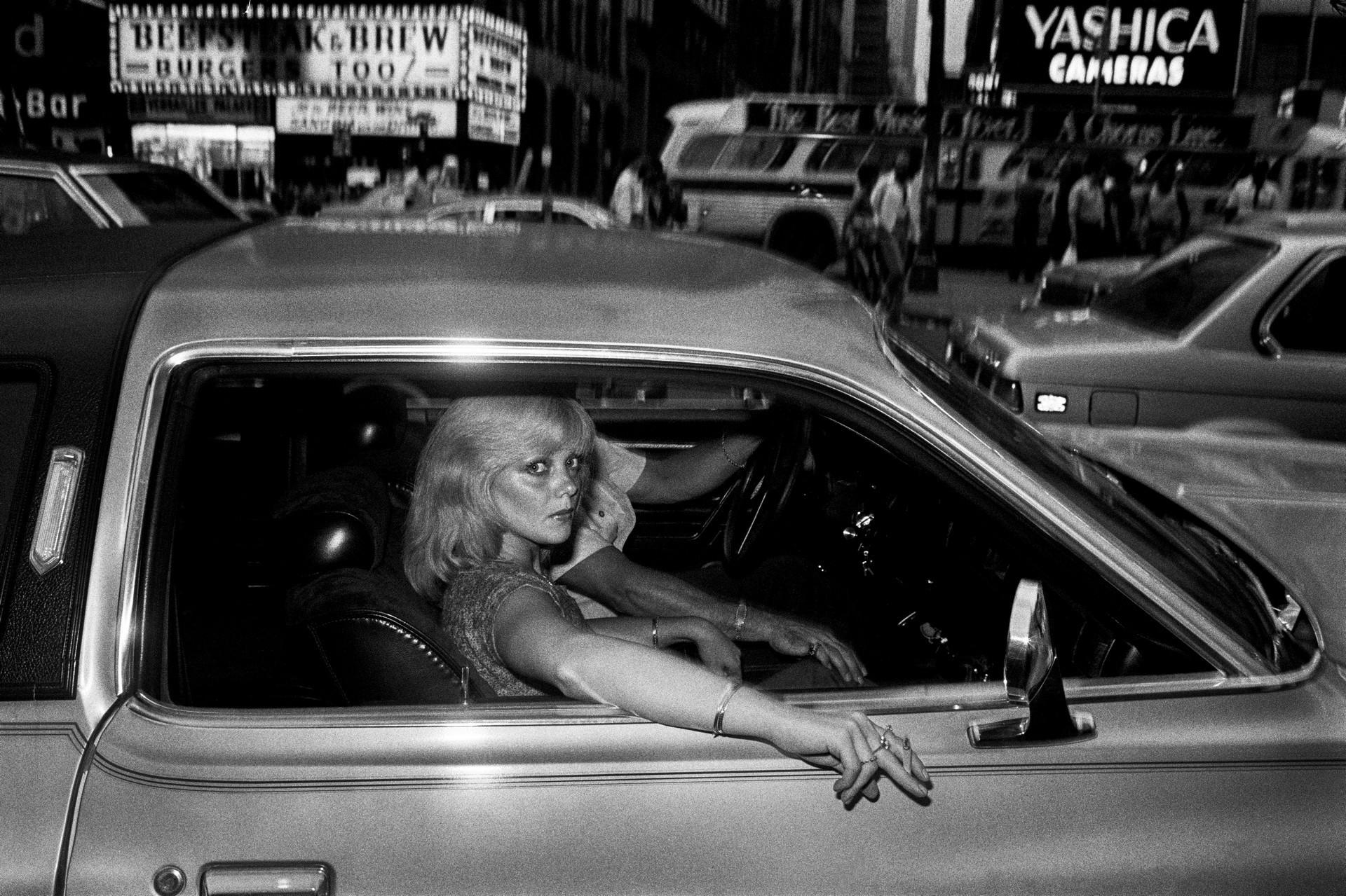 Ночной Нью-Йорк, 1978. Фотограф Ричард Сэндлер
