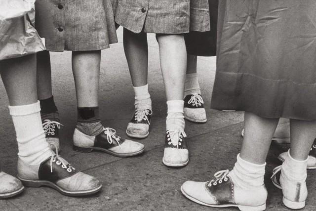 Малоно Бланик 50-х годов, Париж, 1955. Фотограф Сабина Вайс