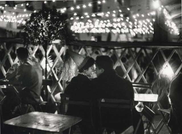 Париж, 1954. Фотограф Сабина Вайс