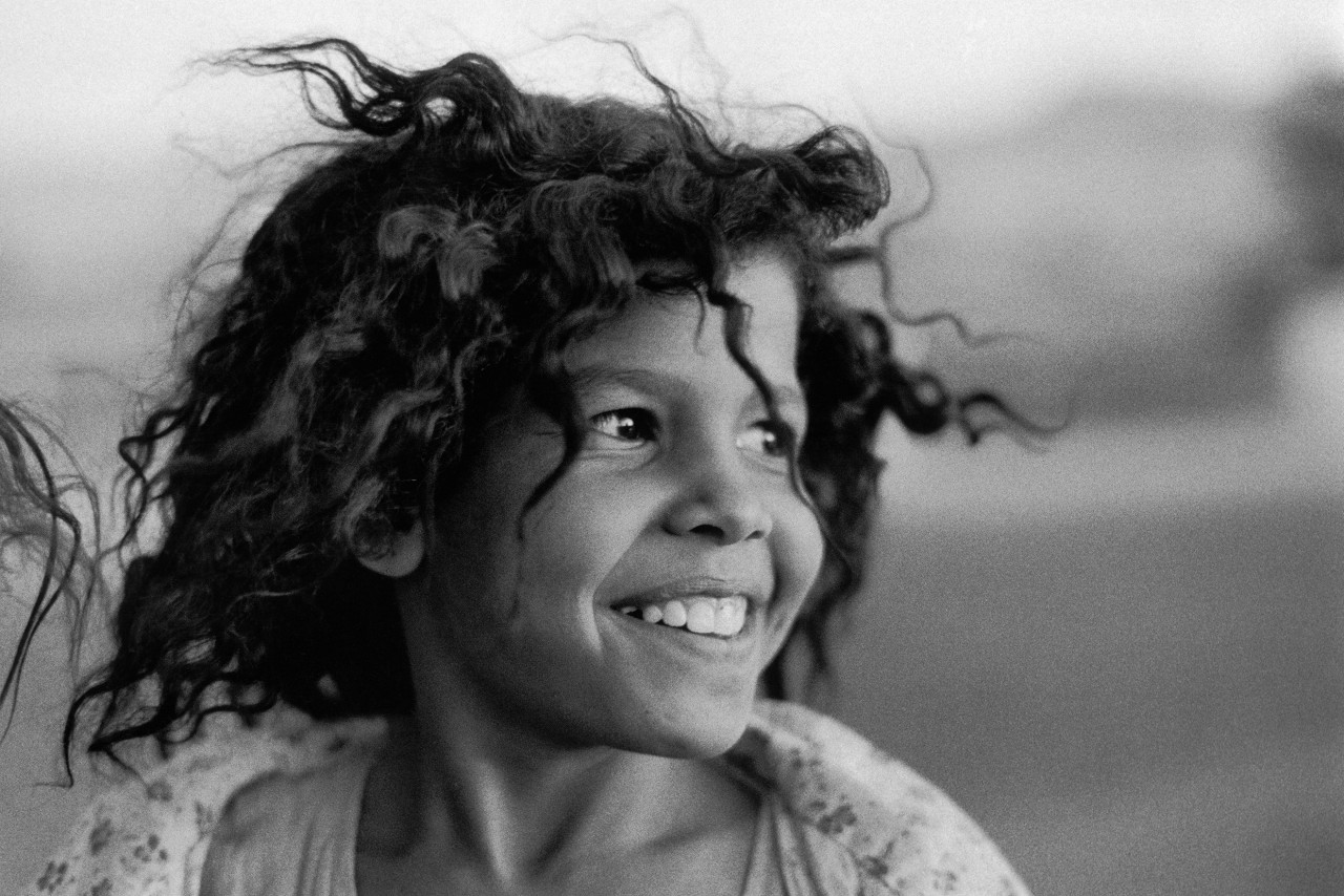 Маленький египтянин, 1983. Фотограф Сабина Вайс