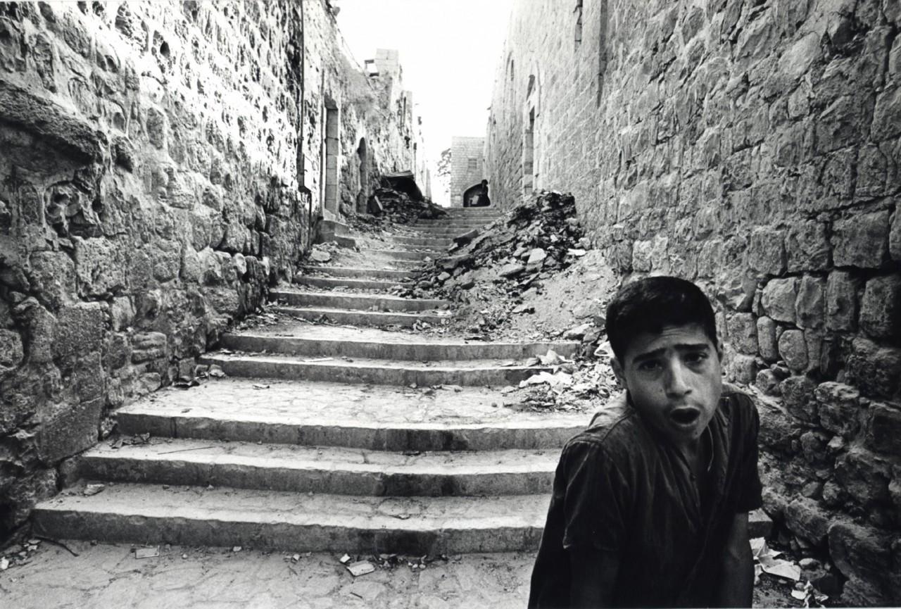 После Шестидневной войны, Иерусалим, Израиль, 1967. Фотограф Леонард Фрид