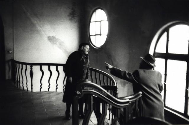 Аргумент, Западная Германия, 1961. Фотограф Леонард Фрид