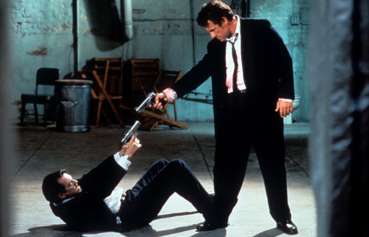Бешеные псы  Reservoir Dogs 1992
