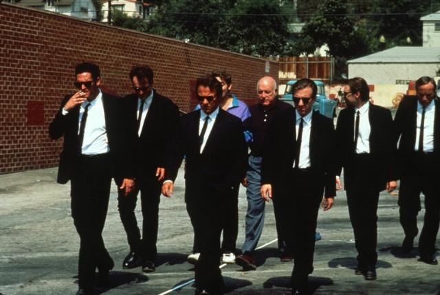 Бешеные псы  Reservoir Dogs, 1992