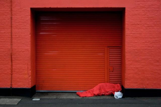 «Сон в красном». Фотограф Нильс Йоргенсен