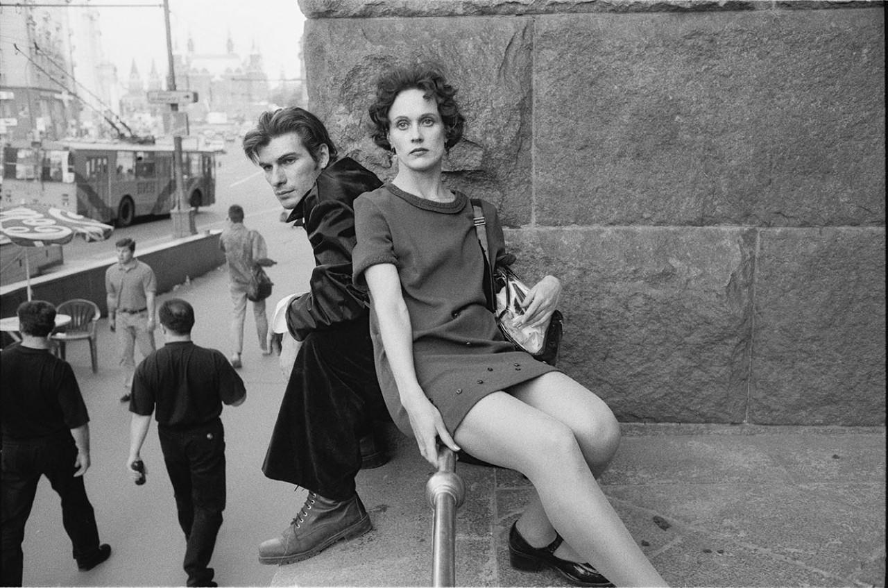 Тарас и Лена. Телеграф, Москва, 1996.