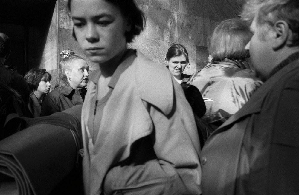 Лица, Москва, 1997.