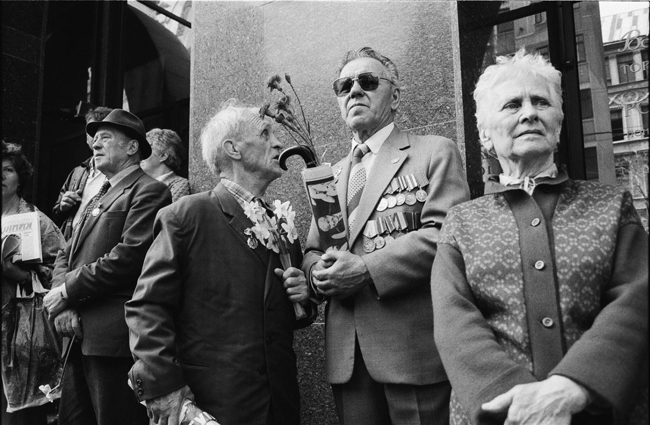 «Ветераны». Москва, 1997.