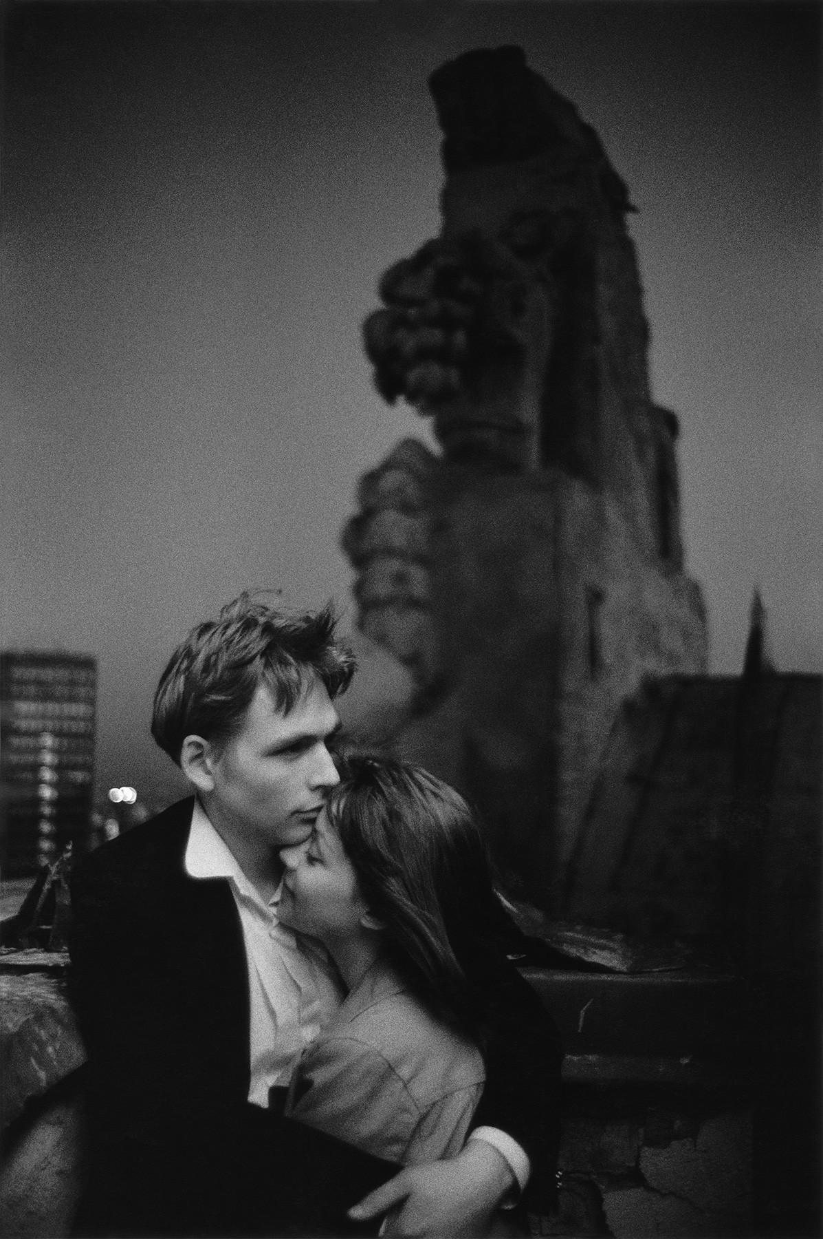 «Объятия». Москва, 1997.