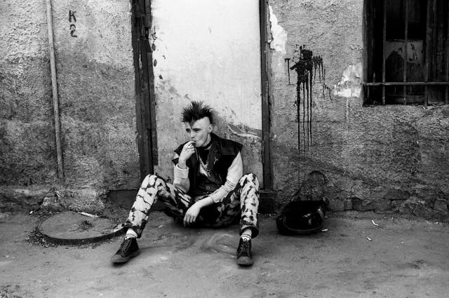 Москва, 1986. Из проекта «Я видел рок-н-ролл». Фотограф Игорь Мухин