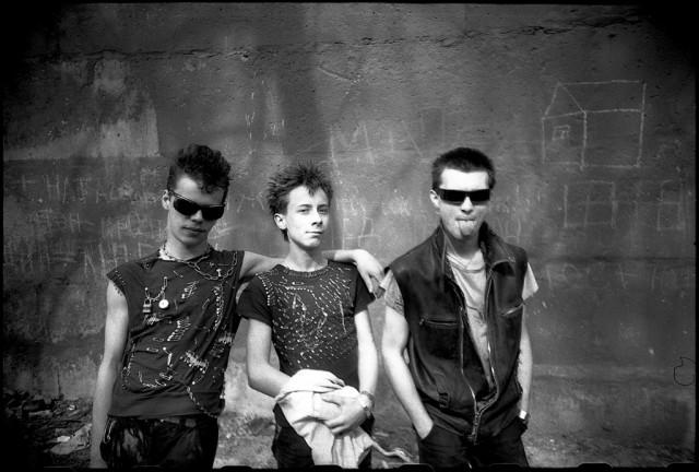 Москва, 1986. Проект «Я видел рок-н-ролл». Фотограф Игорь Мухин