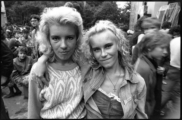Москва, 1988. Из проекта «Я видел рок-н-ролл». Фотограф Игорь Мухин