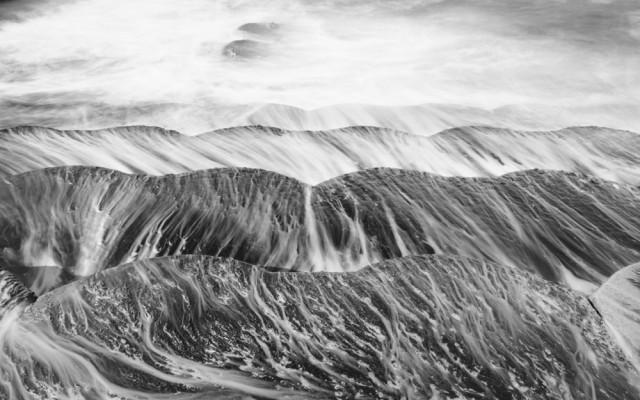 1-е место в категории «Пейзаж» среди профессионалов, 2019. «Пучина». Автор Масая Акамацу