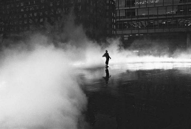 3-е место в категории «Улица» среди любителей, 2019. «Потерянный». Автор Маттиа Корато