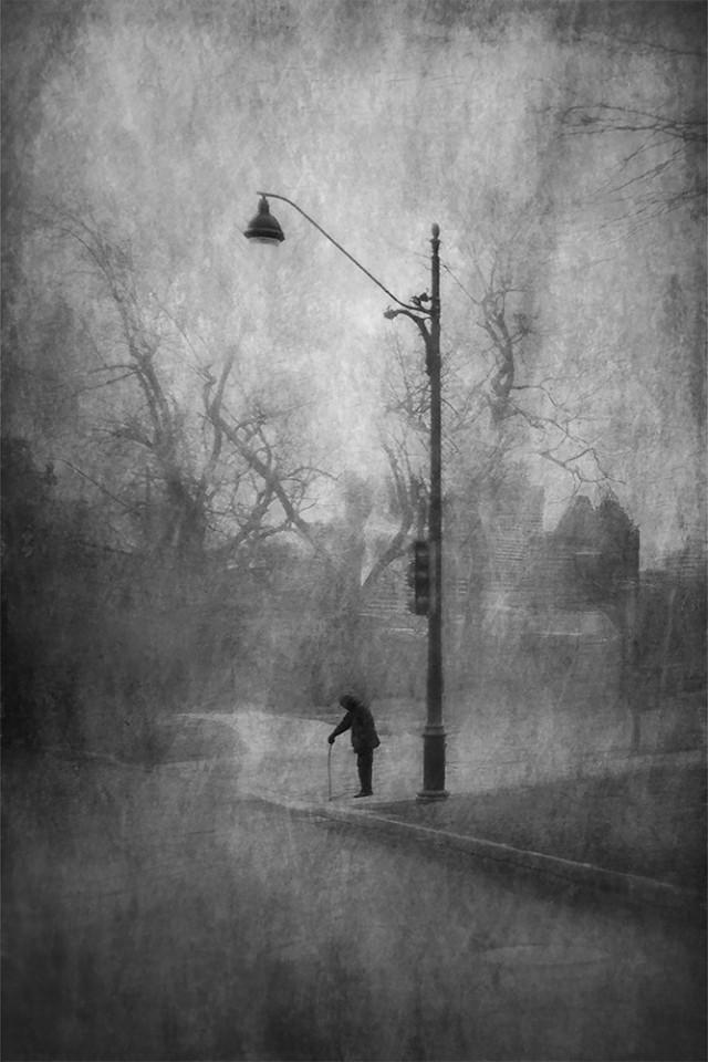 3-е место в категории «Фотоманипуляция» среди любителей, 2019. «Долгий путь домой». Автор Даниэль Кастонгуай