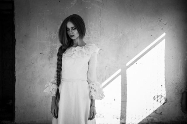 Почетное упоминание в категории «Портрет» среди профессионалов, Monochrome Awards 2018. «Сандра». Фотограф Альберт Сёдгорд