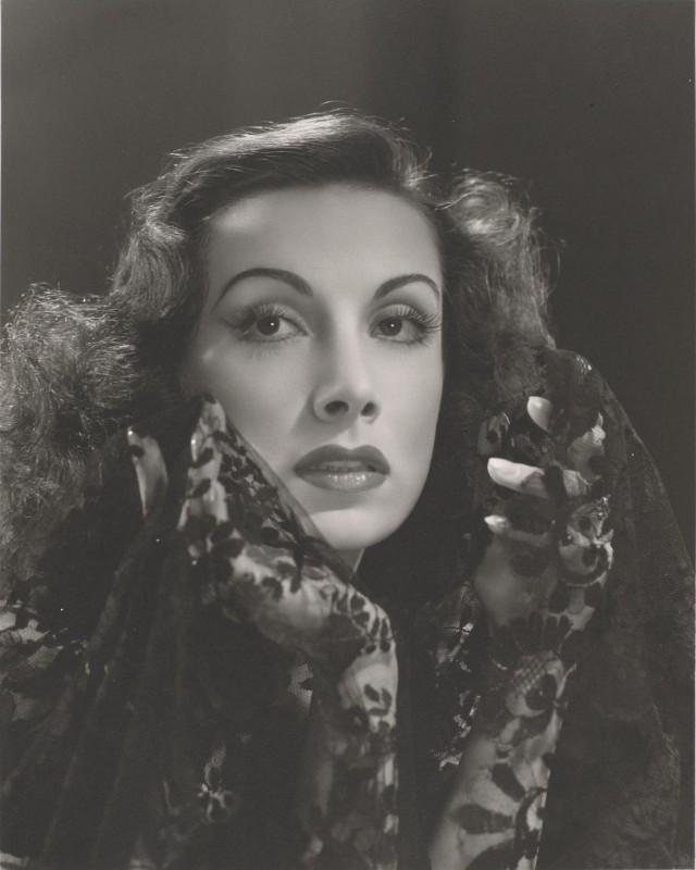 Тамара Туманова, ок. 1950. Фотограф Николас Мюрэй