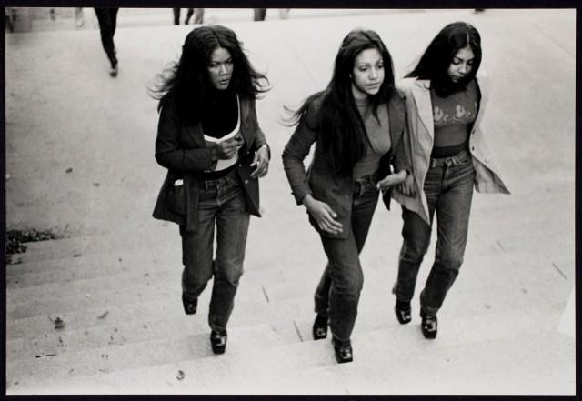Центральный парк, 1972. Фотограф Джеймс Джоуэрс