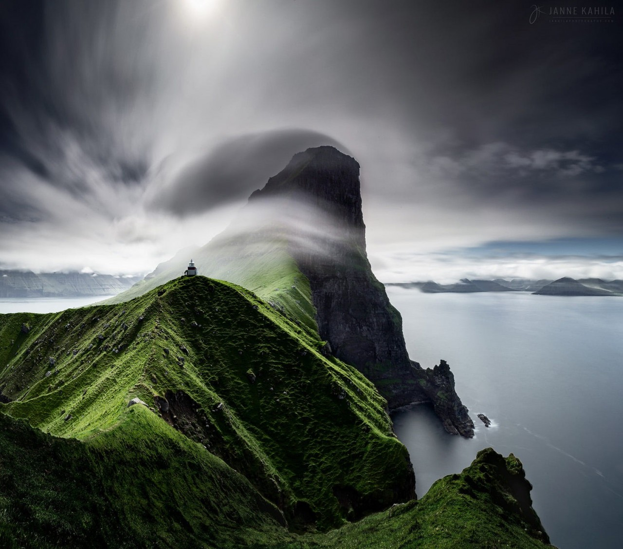 Фарерские острова. Фотограф Янне Кахила