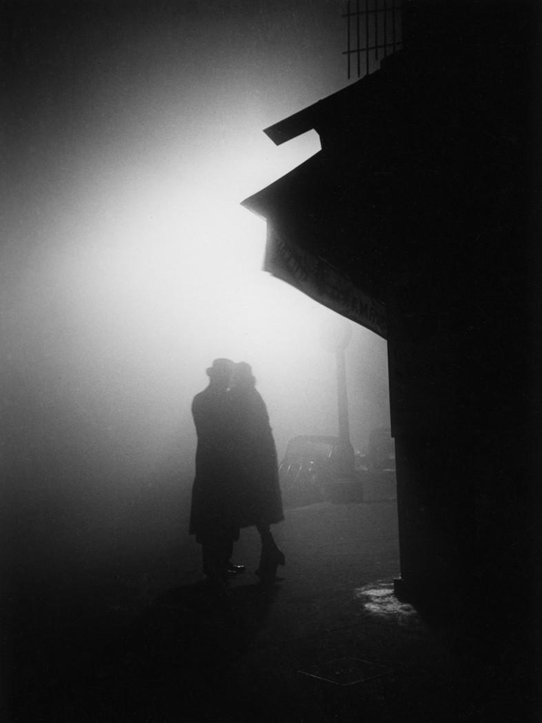 Улицы, Париж, 1934. Фотограф Фред Стайн