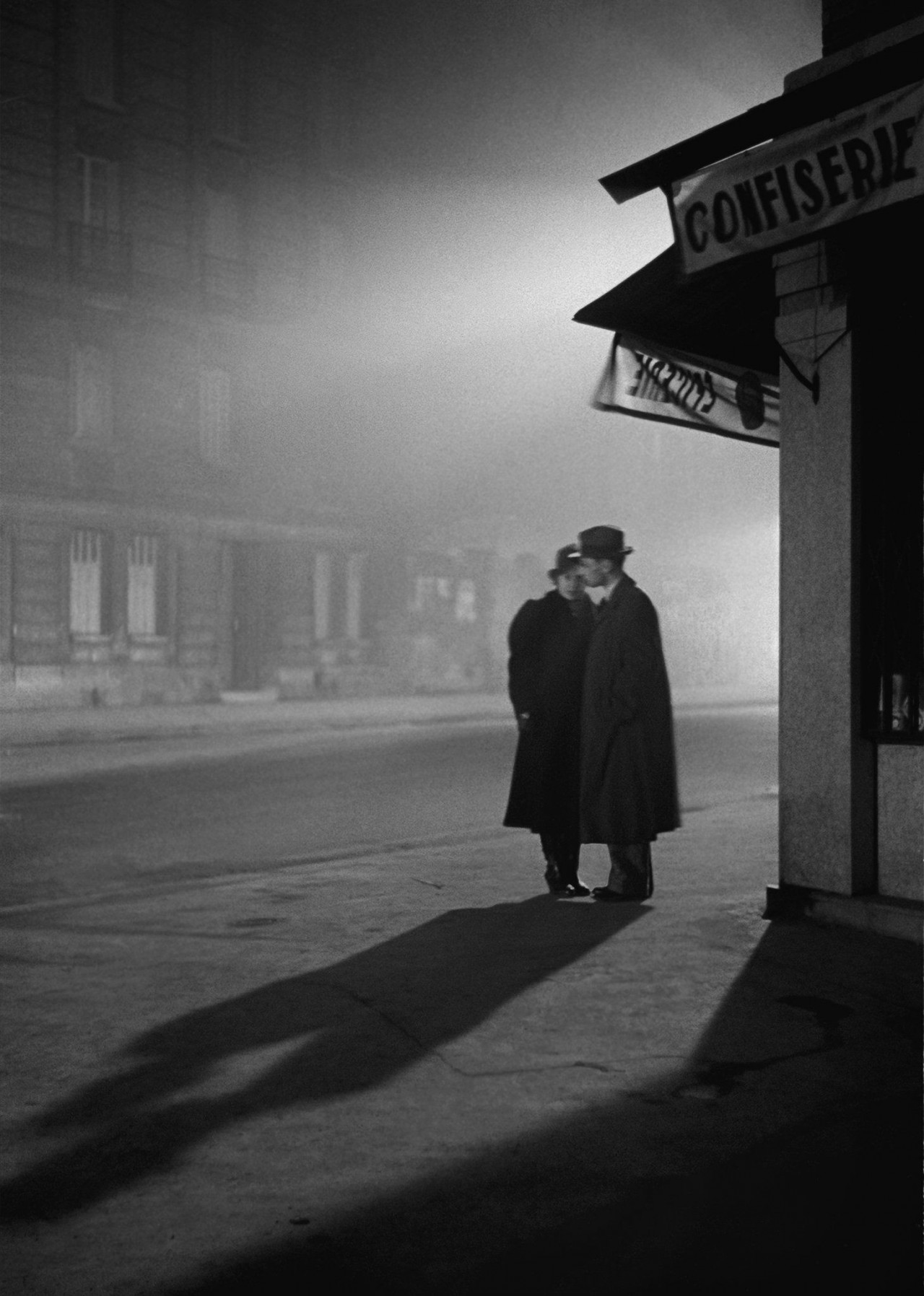 Парижский вечер, 1934. Фотограф Фред Стайн