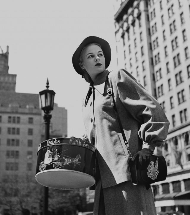 Фред Стайн: межвоенный Париж и послевоенный Нью-Йорк на снимках неунывающего уличного фотографа