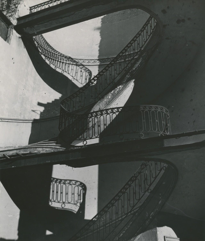 Лестница Регентства, Брук-стрит. Фотограф Билл Брандт