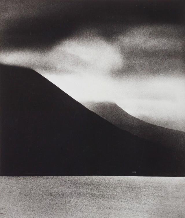 Скайские горы, 1947. Фотограф Билл Брандт
