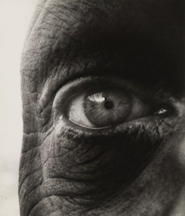 Жан Дюбюффе, 1960. Фотограф Билл Брандт