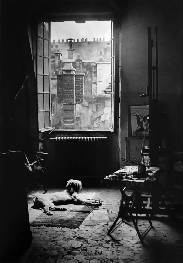 Париж, 1944. Фотограф Брассаи
