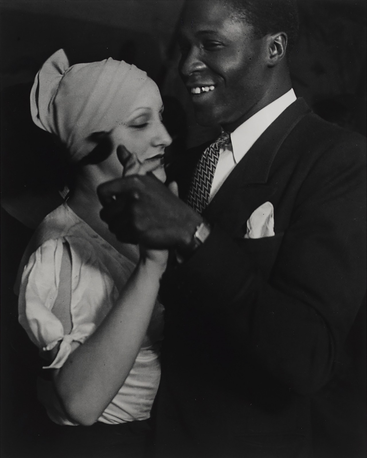 Пара, 1932. Фотограф Брассаи
