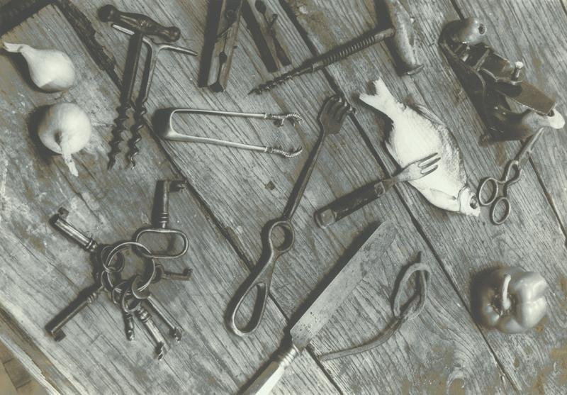 Натюрморт с ключами из серии «Мелочи жизни». Фотограф Ольга Корсунова