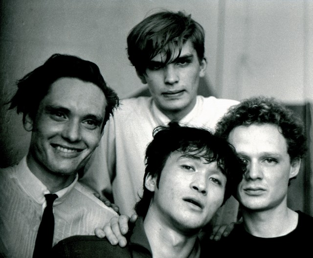 «Кино», 1985. Фотограф Наталья Васильева-Халл