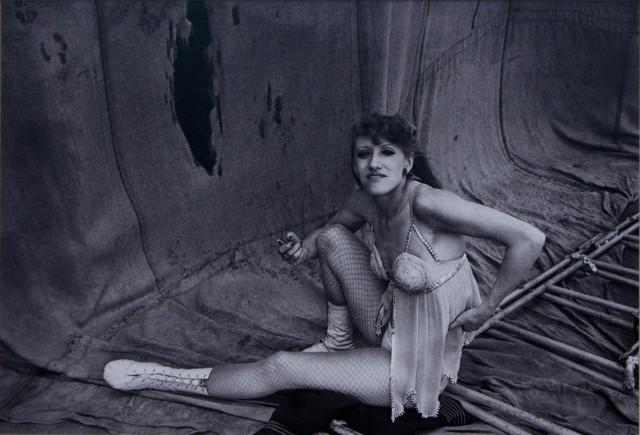 Цирк, Казань, 1982. Фотограф Ляля Кузнецова