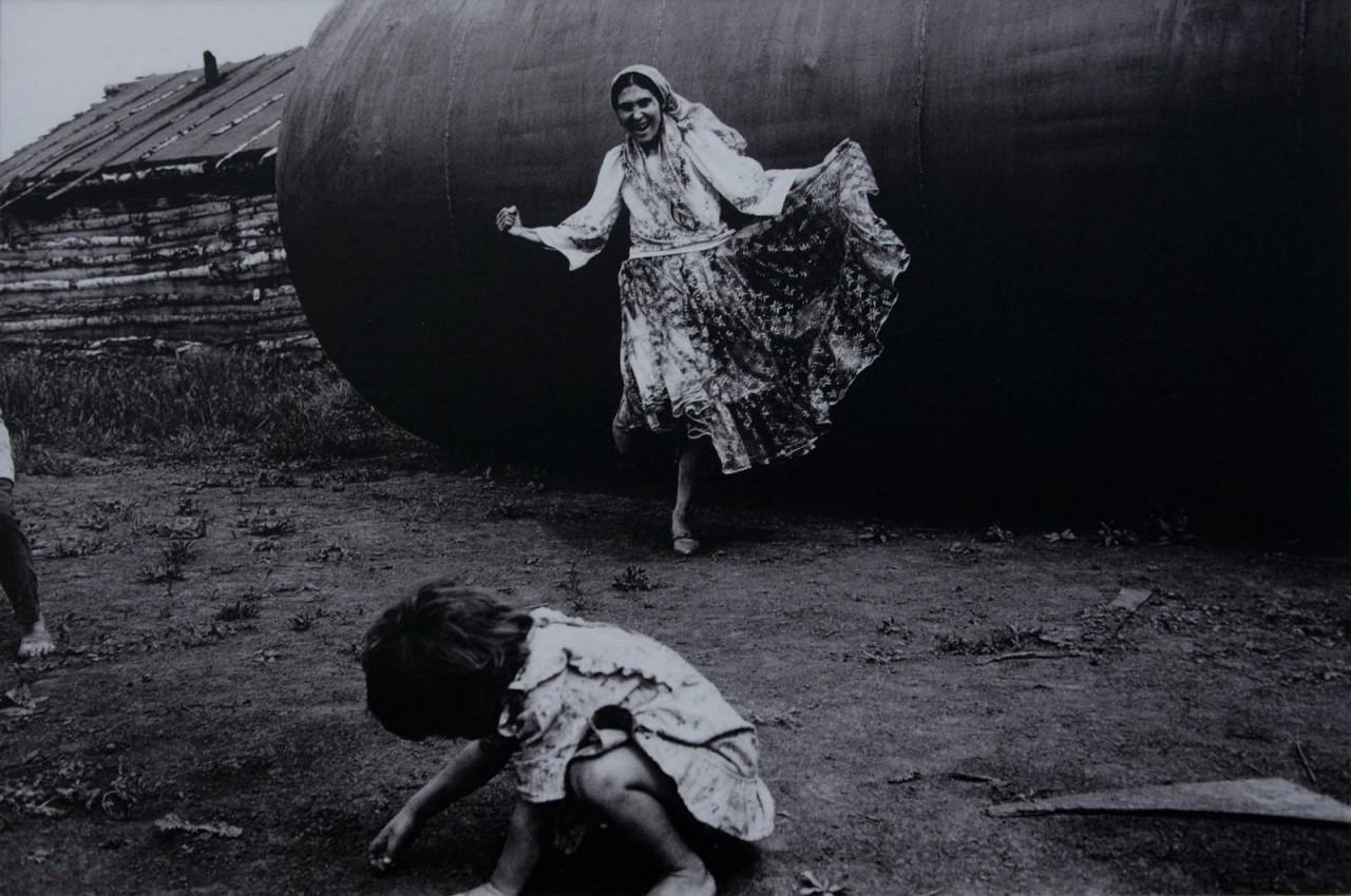 «Цыгане», Одесса, 1990. Фотограф Ляля Кузнецова