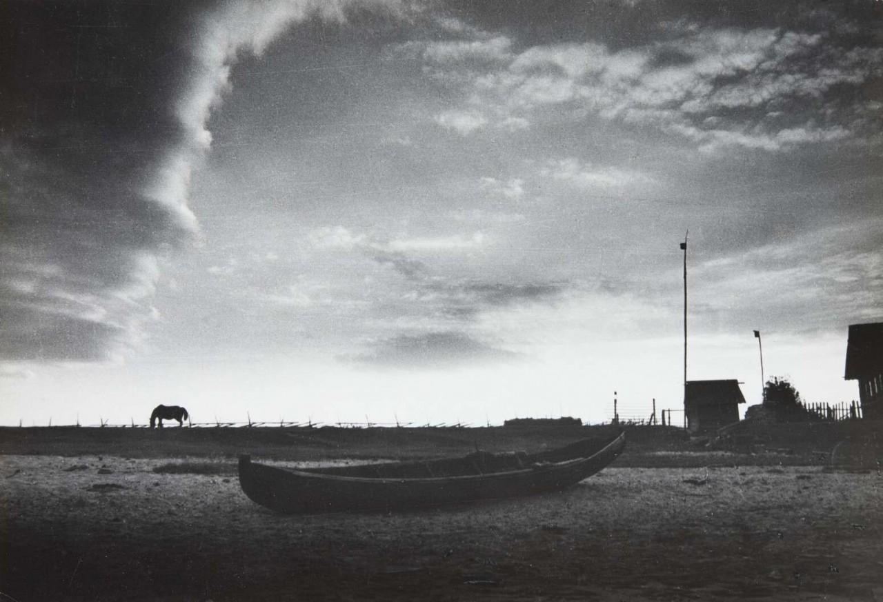 Север. Вечер, 1974. Фотограф Светлана Тимофеева