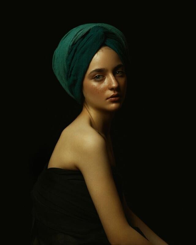 Категория «Женский портрет», 6-ая фотопремия 35AWARDS. Фотограф Алиреза Сахеби