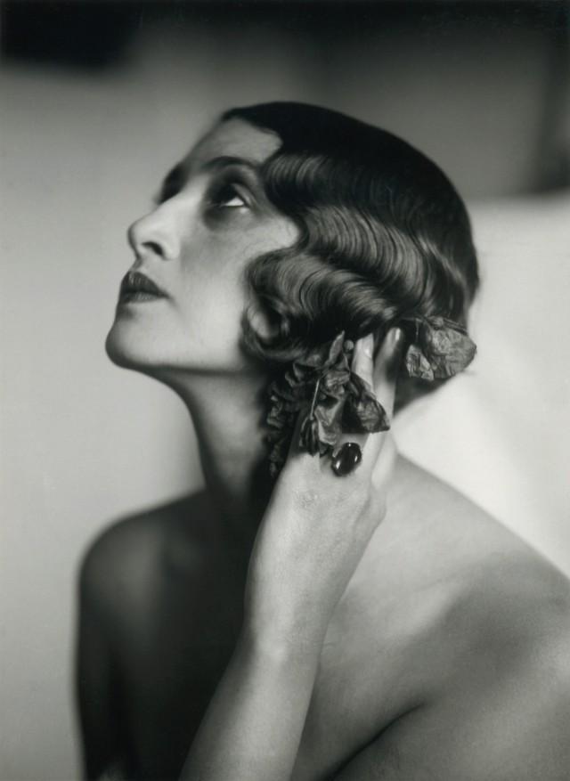 Рене, 1930. Фотограф Жак Анри Лартиг