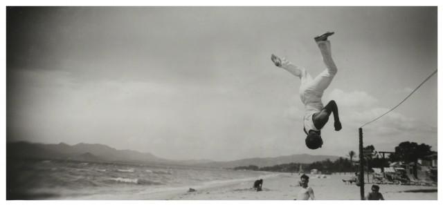 Канны в мае, 1927. Фотограф Жак Анри Лартиг