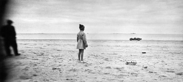 Ла-Боль, 1920-е. Фотограф Жак Анри Лартиг