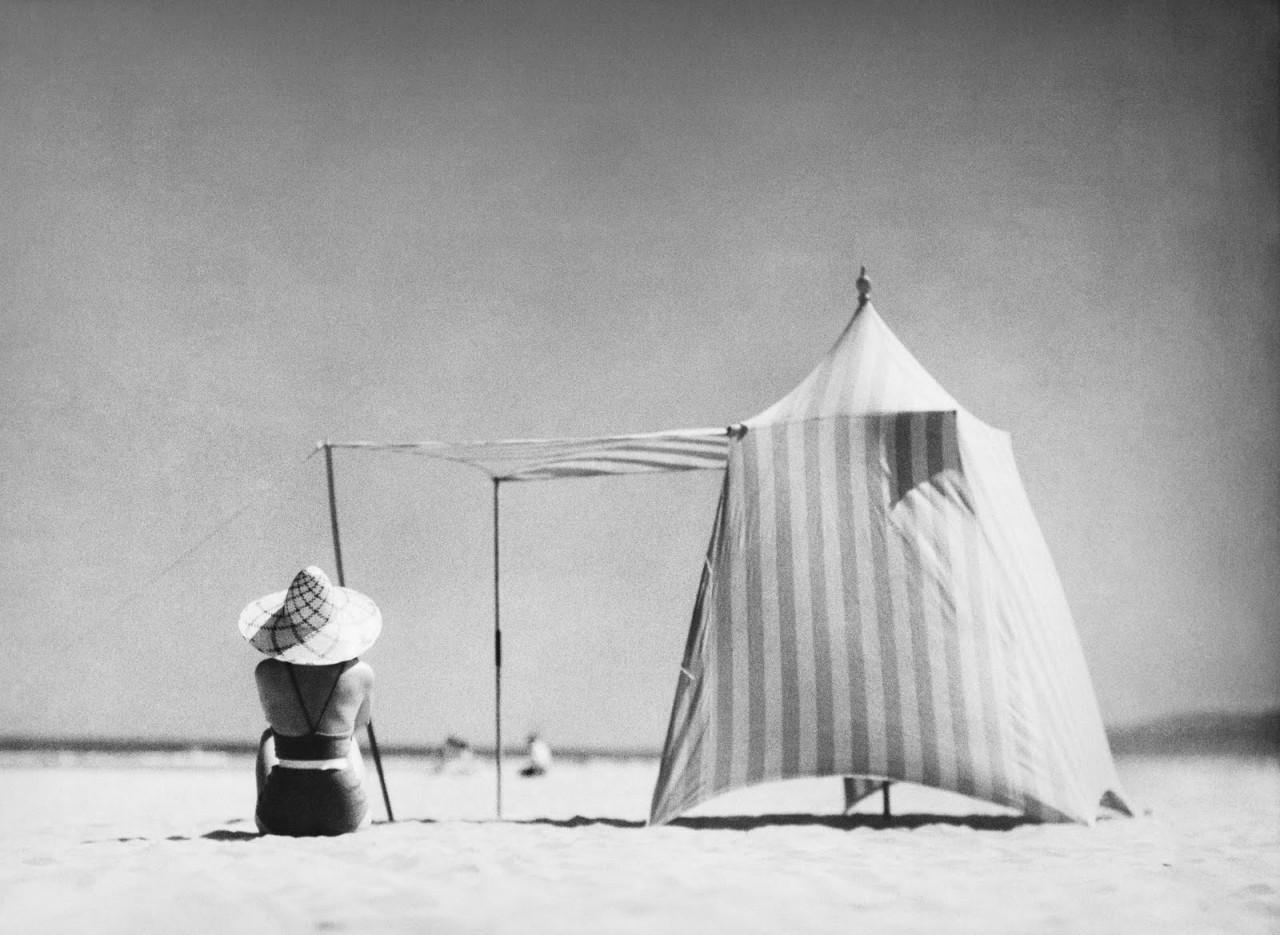 Лазурный берег. Фотограф Жак Анри Лартиг