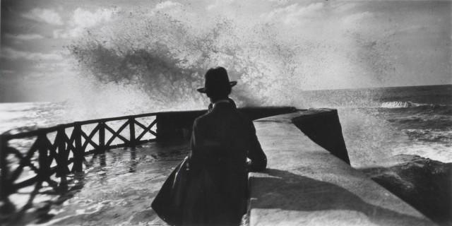 Биарриц, 1927. Фотограф Жак Анри Лартиг