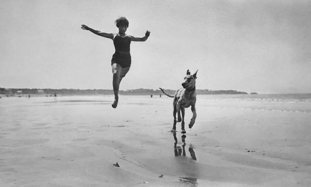 Руан, 1926. Фотограф Жак Анри Лартиг