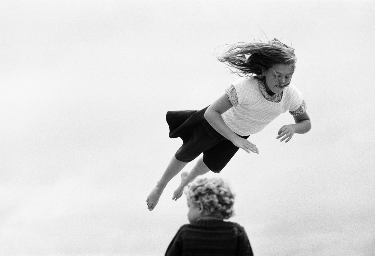Ла-Боль, 1979. Фотограф Жак Анри Лартиг