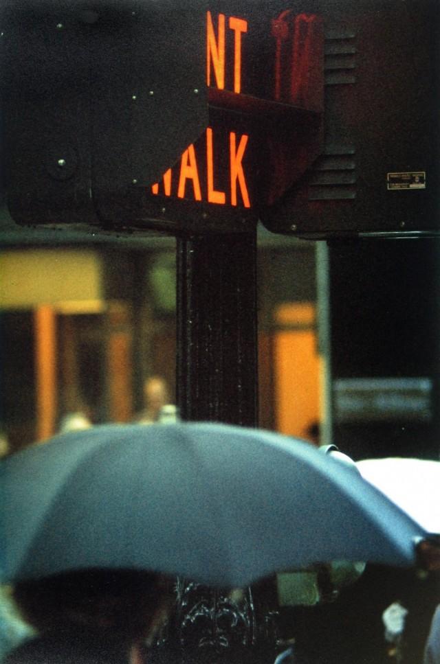 «Не ходить», 1952. Фотограф Сол Лейтер