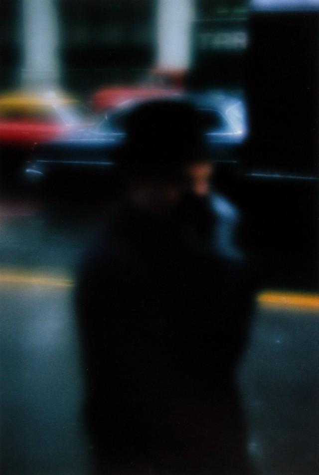 Нью-Йорк, 1958. Фотограф Сол Лейтер